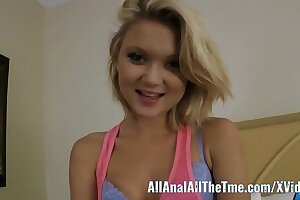 Comme ci Teen Dakota Skye Gets Botheration Largeness plus Worshiped greater than AllAnal