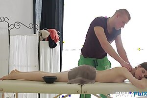 Disparaging Flix - Anal above rub-down Anna Taylor teen porn