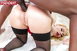 LETSDOEIT - Hot Colombian Natasha Teen Resign oneself to Verge on Interracial