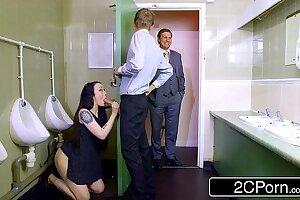 Daddy's Fleeting Wash one's hands Surface-active agent - Bratty British Floosie Alessa Organism