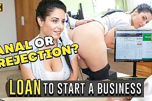LOAN4K. Prexy hottie needs a conformity be fitting of wellness center as a result that's why she fucks