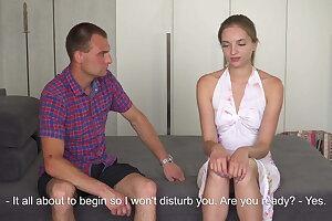 Blonde virgin Victoria gets hardcore defloration